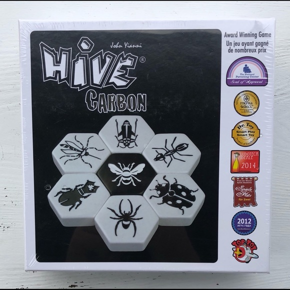 New With Defect Hive Carbon By John Yianni Game